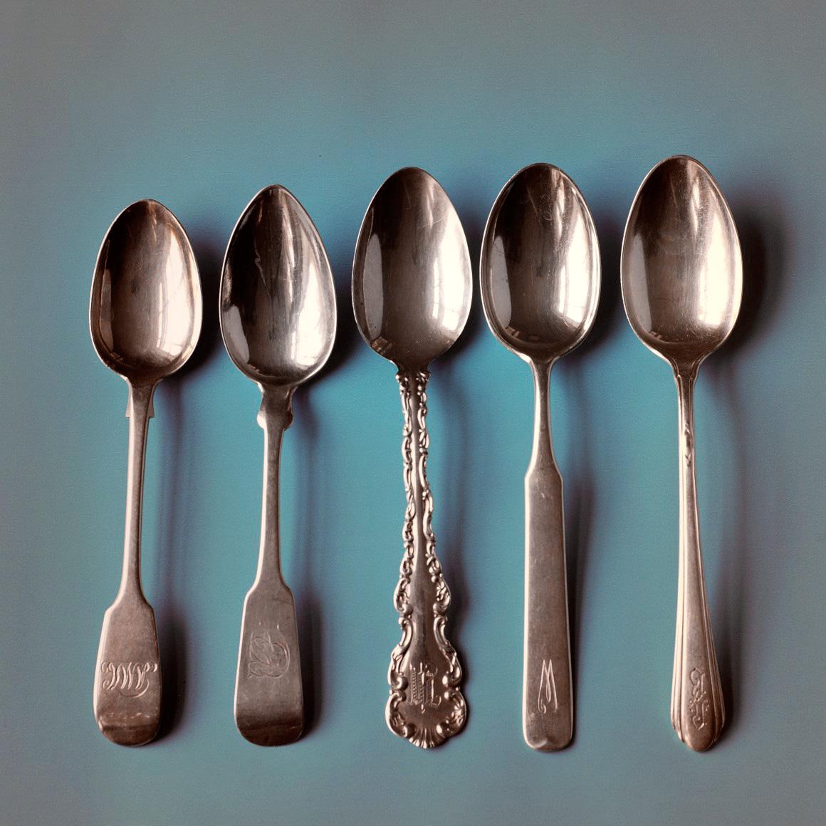 Reordering My Teaspoons