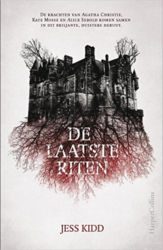 Dutch edition of <em>The Hoarder</em>